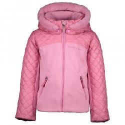 Obermeyer Polonaise Hybrid Insulated Ski Jacket (Little Girls')