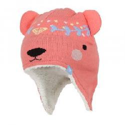 Roxy Bear Teenie Beanie (Little Girls')