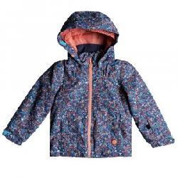 Roxy Mini Jetty Insulated Snowboard Jacket (Little Girls')