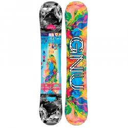 Gnu Asym B-Nice Mirror Snowboard (Women's)