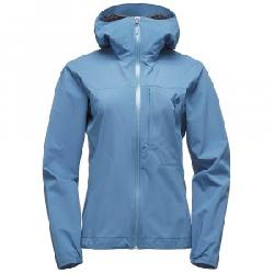 The Black Diamond FineLine Stretch Rain Shell Jacket (Women's)