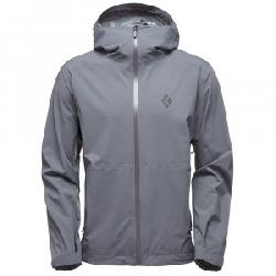 Black Diamond StormLine Stretch Rain Shell Jacket (Men's)