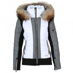 MDC Britney Insulated Ski Jacket with Real Fur (Women's)