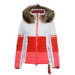 Sportalm Coco Stick Insulated Ski Jacket with Real Fur (Women's)