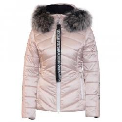 Sportalm Blanche Insulated Ski Jacket with Real Fur (Women's)