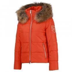 M. Miller Tess Insulated Ski Jacket with Real Fur (Women's)
