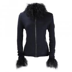 Skea Kitz Mongolian Lamb Wool Jacket (Women's)