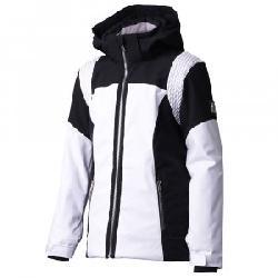Descente Olive Insulated Ski Jacket (Girls')