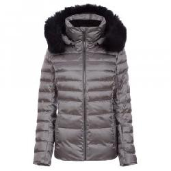 Fera Julia Special Down Ski Parka with Real Fur (Women's)