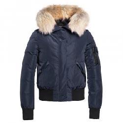 Goldbergh Bomba Down Ski Jacket with Real Fur (Women's)