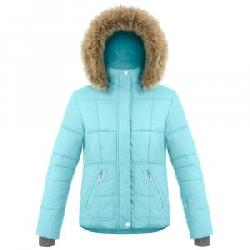Poivre Blanc Funline Insulated Ski Jacket with Faux Fur (Women's)