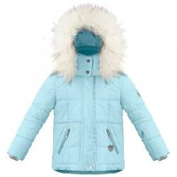Poivre Blanc Funline Insulated Ski Jacket with Faux Fur (Little Girls')