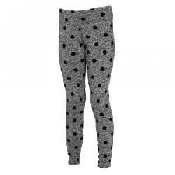 Hot Chillys Heather Dot Baselayer Leggings (Girls')