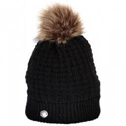 Obermeyer Beulah Hat with Faux Fur Pom (Women's)