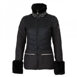 Alp-N-Rock Maloja Jacket with Faux Fur Cuffs (Women's)
