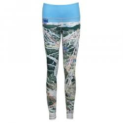 Mountain Legs Trail Map Baselayer Legging (Women's)