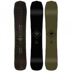 Arbor Crosscut Camber Wide Snowboard (Men's)