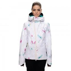 686 GLCR Hydra Insulated Snowboard Jacket (Women's)