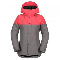 Volcom Bolt Insulation Snowboard Jacket (Women's)