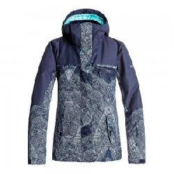 Roxy Jetty Block Insulated Snowboard Jacket (Women's)