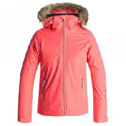 Roxy American Pie Solid Insulated Snowboard Jacket (Girls')