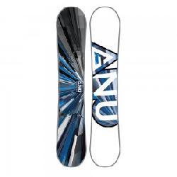 Gnu Asym Carbon Credit Wide Snowboard (Men's)