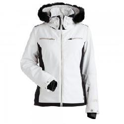 Nils Kirsti Ski Jacket with Faux Fur (Women's)