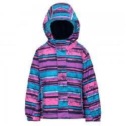 Killtec Stripy Mini Jacket (Little Girls')