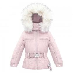 Poivre Blanc Ski Jacket with Faux Fur (Little Girls')