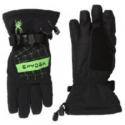 Spyder Overweb Ski Gloves (Boys')