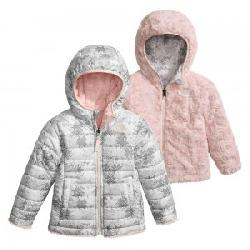 The North Face Reversible Mossbud Swirl Jacket (Little Girls')