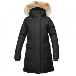 Nobis Merideth Wool Blend Parka Coat (Women's)
