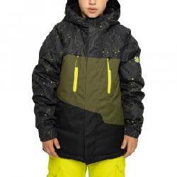 686 Geo Insulated Snowboard Jacket (Boys')