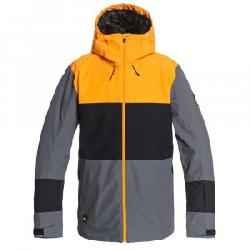 Quiksilver Sycamore Insulated Snowboard Jacket (Men's)