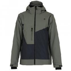 Liquid Dark Insulated Snowboard Jacket (Men's)