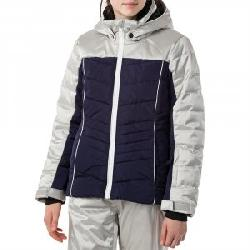Rossignol Polydown Pearly Insulated Ski Jacket (Girls')