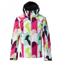 Rossignol Fonction Print Insulated Ski Jacket (Girls')