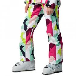 Rossignol Ski Print Insulated Ski Pant (Girls')
