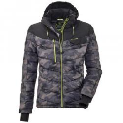 Killtec Combloux Quilted Insulated Ski Jacket (Men's)