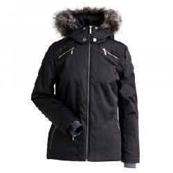Nils Margaux Insulated Ski Jacket with Faux Fur (Women's)