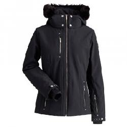 Nils Cossette X Plus Insulated Ski Jacket with Faux Fur (Women's)