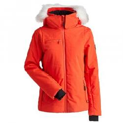Nils Sasha Insulated Ski Jacket with Faux Fur (Women's)
