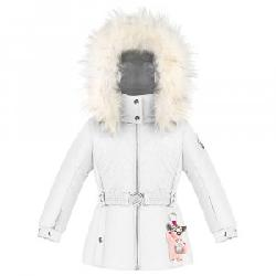 Poivre Blanc Frances Insulated Ski Jacket with Faux Fur (Little Girls')