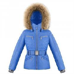 Poivre Blanc Winnie Insulated Ski Jacket with Faux Fur (Girls')
