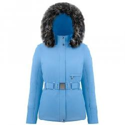 Poivre Blanc Janis Insulated Ski Jacket with Faux Fur (Women's)