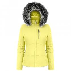 Poivre Blanc Judy Insulated Ski Jacket with Faux Fur (Women's)