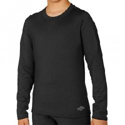 Hot Chillys Micro-Elite Crew Baselayer Top in Can (Kids')