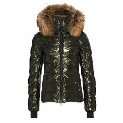 Bogner Fire + Ice Farina Insulated Ski Jacket with Real Fur (Women's)