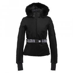 Goldbergh Hida Insulated Down Ski Jacket with Real Fur (Women's)