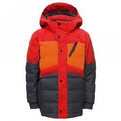 Spyder Trick Synthetic Down Ski Jacket (Little Boys')
